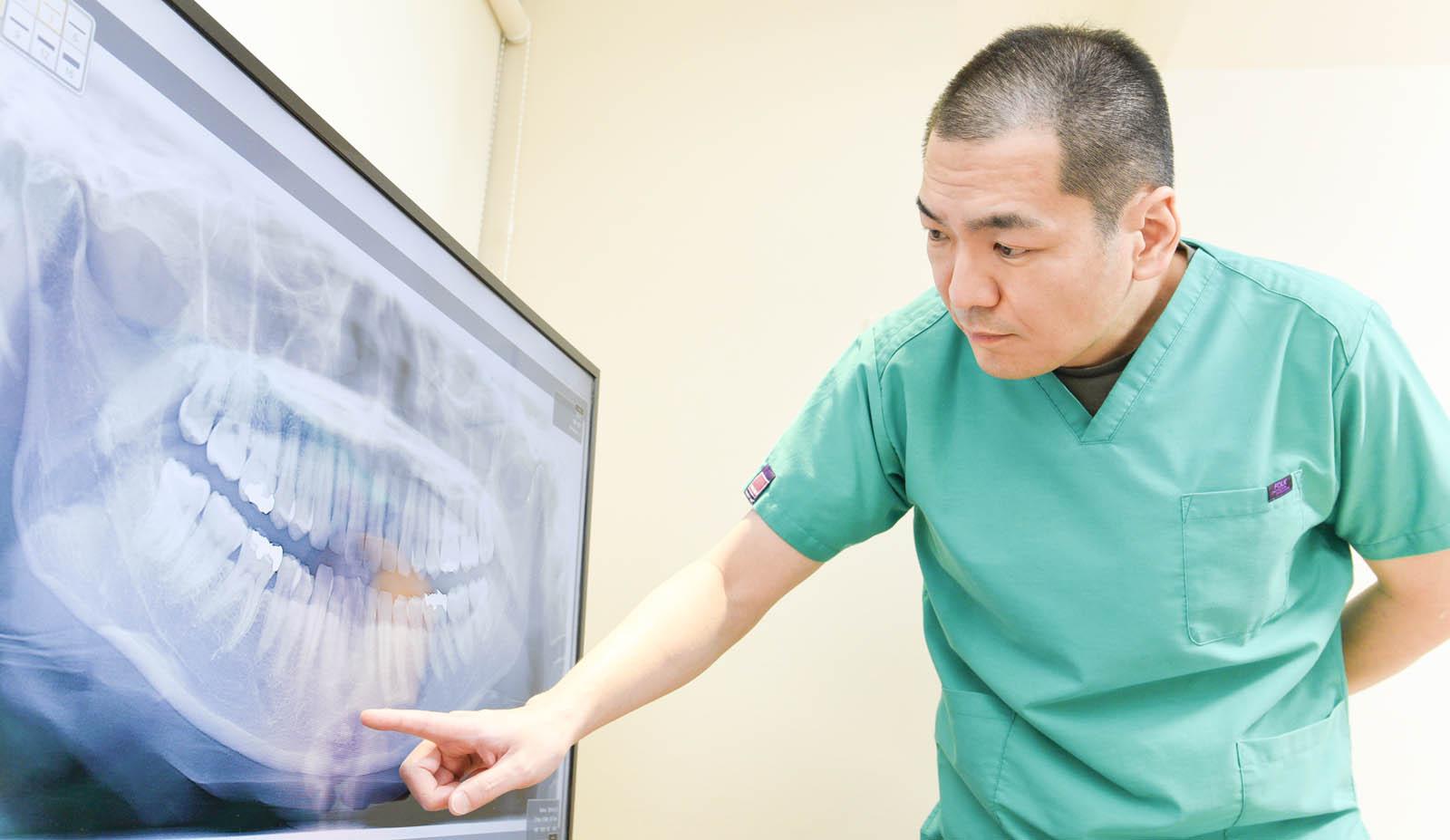 コラム:根管治療は再治療になると「成功率」が大きく下がります